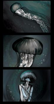 Devious Jellyfish by Fra-S