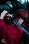 Himura Kenshin by HoraiCosplay