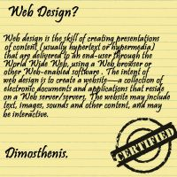 Issue : Web Design by dimosthenis