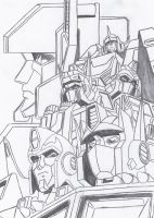 Happy 30th Anniversary, Transformers!! 1984-2014! by Kaizer617