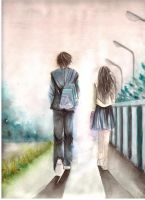 a walk to remember by moshi91