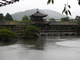 Heian Crossing Bridge by Dandric101