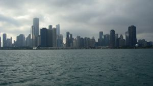 Chicago Skyline by avidlebon