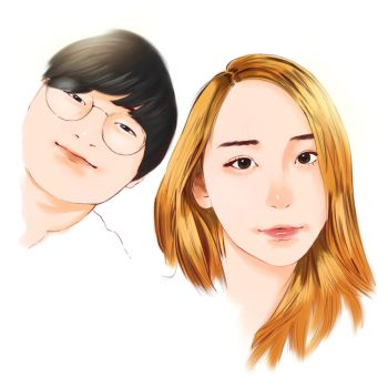 Couple by eastone1212