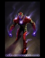 Ironman by ARTofANT