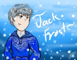 Jack Frost by chaosphoniex