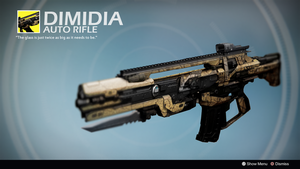 Dimidia (Exotic Concept by BanditNation) by Rageblade66