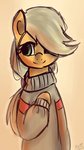 sweater sketch by Urin-MP