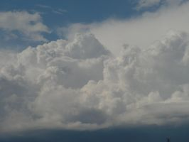 cloudy sky 03 by doko-stock