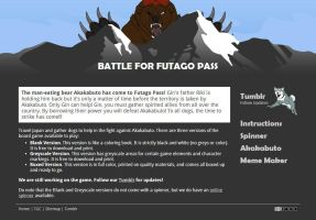 Battle for Futago Pass Website by Lord-of-Rappigs