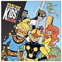 New Warriors NSKOTB by BillWalko