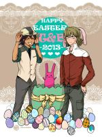 [TB] Happy Easter! by choudate