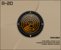 R-20 Rainmeter by Nylons