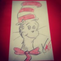 Cat in the Hat by AbbyCatWolff