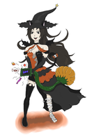 Halloween by Yoruichi-Takashi