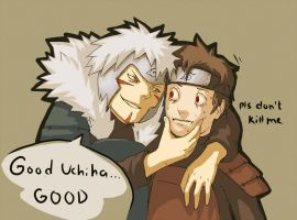 Who is good uchiha? by k1deki