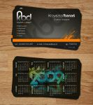 Business Card by Krzyho