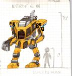 Entrant number 86 by Wolfwood-Extreme