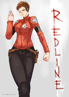Redline by wickedalucard