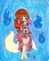 Rumiko by Merry-Muse
