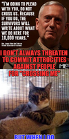 Most interesting cat-Mattis-AND Doublecrossing by ACEnBEAKY