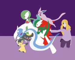 My Team. by THESHADOWVOCALOIDFAN