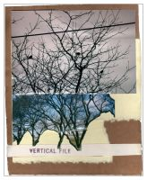 Collage with Trees by iamafraid