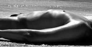 Male Bodyscape by AdamRichPhotography