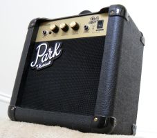 Park-Marshall Amp 4 by Rhabwar-Troll-stock