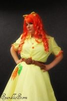 Golden Harvest (Carrot Top) by SparklesStorm