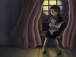 She is my Sister. by Funsized-Not-Short