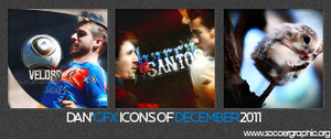 Icons of December 2011 by DanEXP