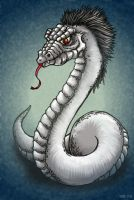 The White Worm by hawanja