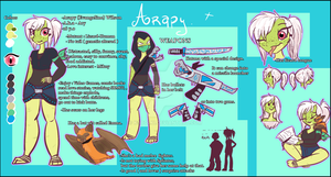 Arapy 2.0 Reference by Kabolki