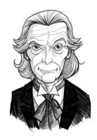 Doctor Who #1 - William Hartnell by thecommonwombat
