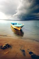 Before the storm by Locopelli
