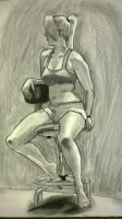 Figure Drawing 3 by JaneReaction