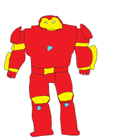 The Hulkbuster Armor by Simpsonsfanatic33