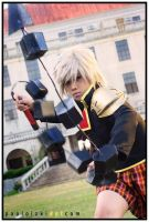 Seven from Final Fantasy Type - 0 by emptyfilmroll