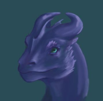 Another Dragon by ErothBlackDragon