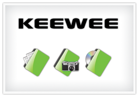 KEEWEE Folder Icons by ifido