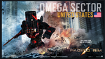 PACIFIC RIM - The OMEGA SECTOR Jaeger by OmegaManLegend