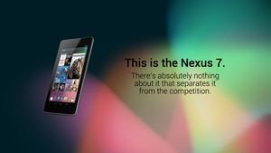 This is the Nexus 7 by theIntensePlayer