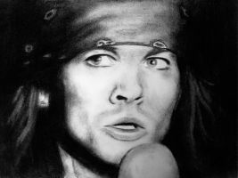 Axl Rose by mslaurnq