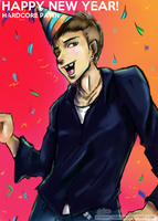 Seth's Happy New Year by enigma-toru