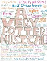 A Very Potter Musical by ZombiesAteMyHomework