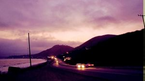 Down the PCH by A-Year-Spent-Cold