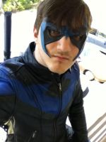 Casual Nightwing by Bluebird0020