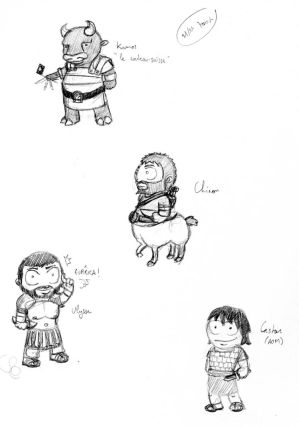 Age of Mythochibis - 3
