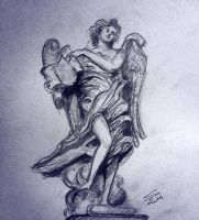 Bernini/s Angel by Noosha77